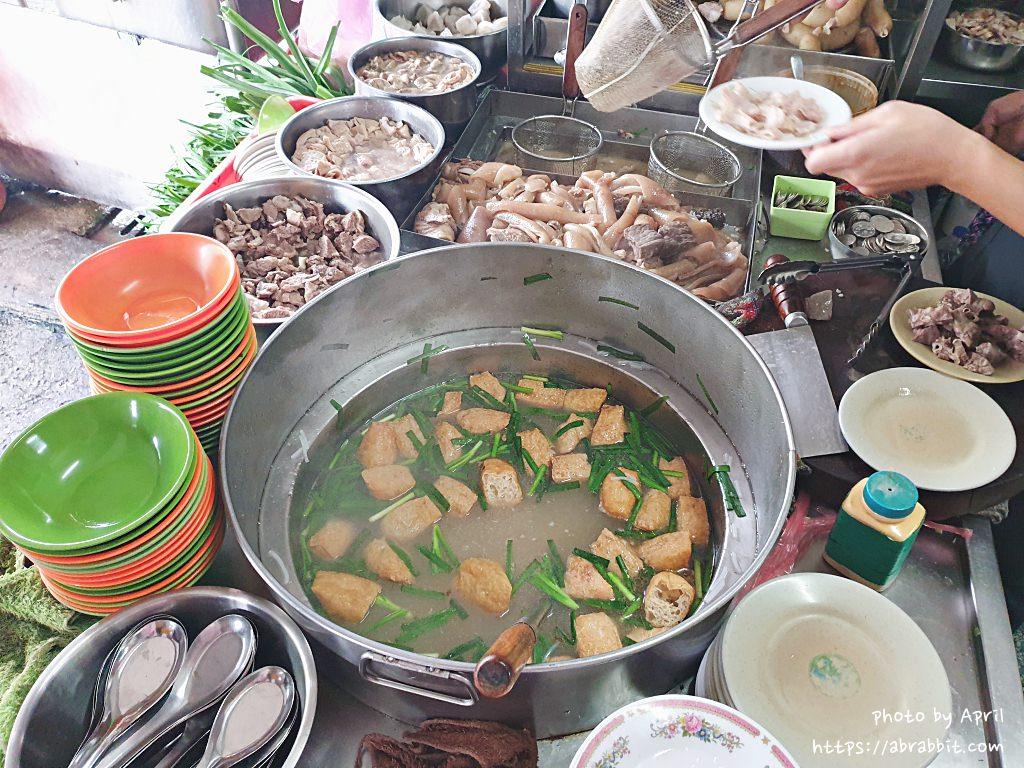 20190401000315 37 - 台中中區美食|柳川東路米粉湯-湯頭清甜、黑白切也好吃!