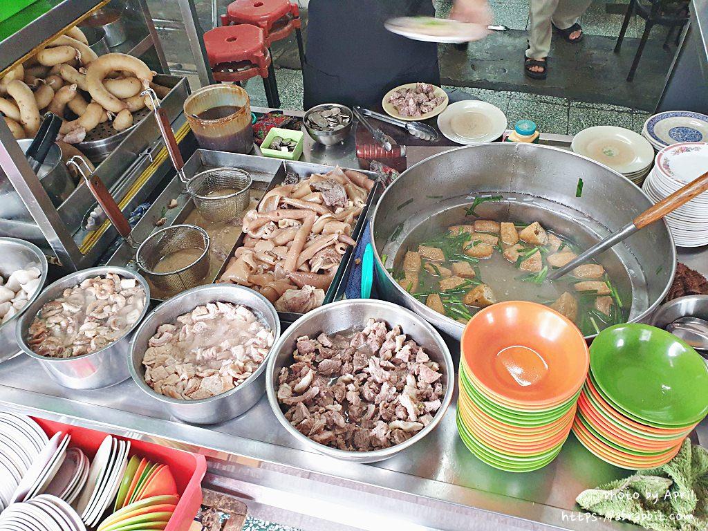 20190401000324 81 - 台中中區美食|柳川東路米粉湯-湯頭清甜、黑白切也好吃!