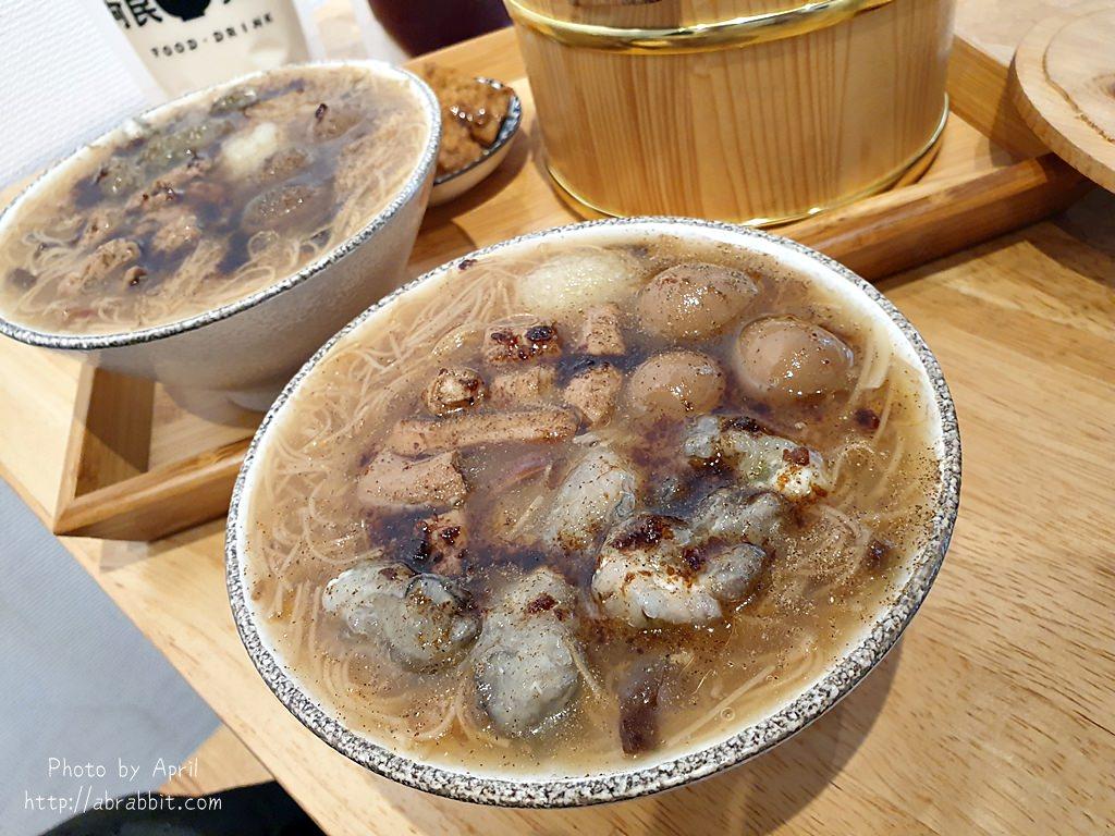 20190408220655 70 - 台中文青麵線│阿民古早味蚵仔麵線-古早味木桶套餐超可愛