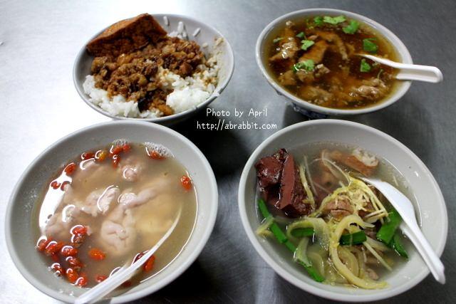 台中市場美食 嘉義香菇肉羹-24小時無休,台中宵夜好去處!
