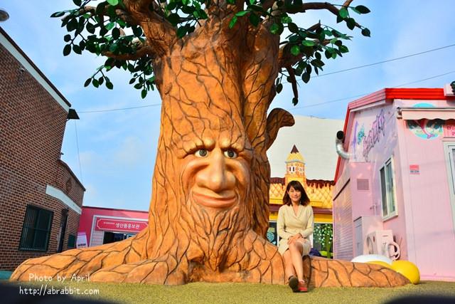 韩国仁川旅游|松月洞童话村송월동동화마을–一起进入童话世界、超好拍的旅游景点!