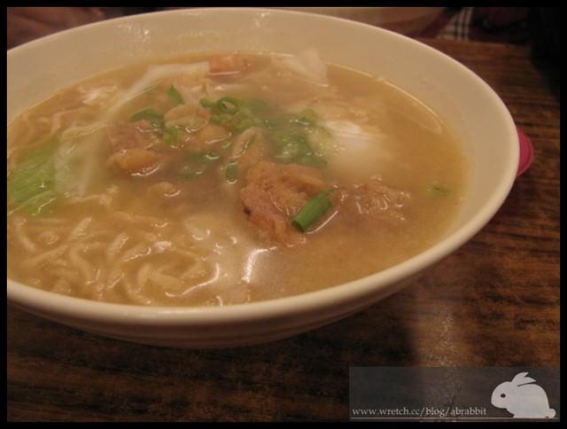 [台南]李媽媽民族鍋燒老店–果然是老店夠味