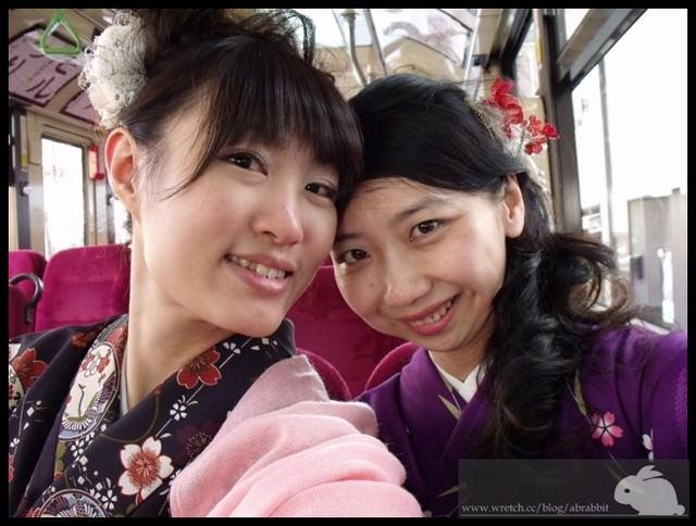 兔兔大阪京都自助行。第四天清水坂、祇園、八坂神社、花見小路