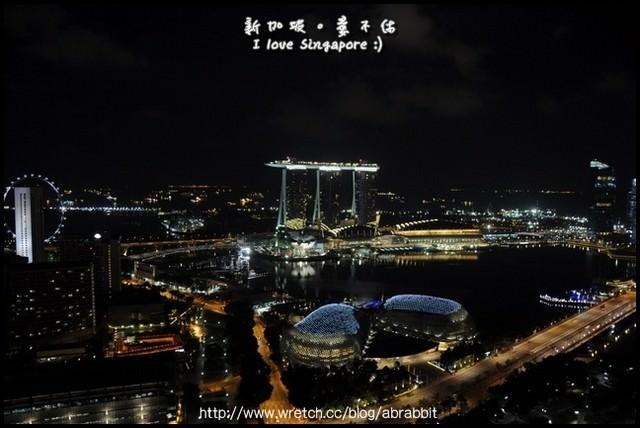 新加坡五天四夜行程表(已完成100%)