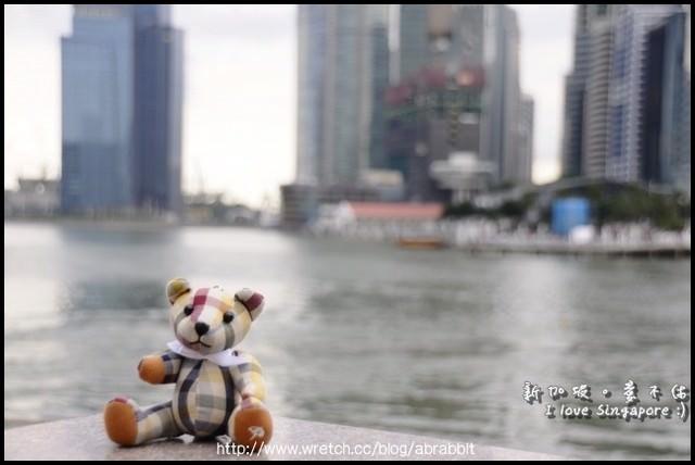 新加坡愛不休。行政區+新加坡河畔