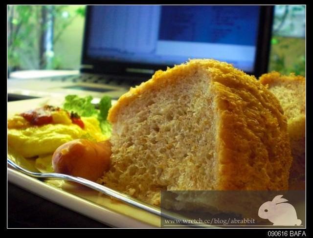 [台中]BAFA–二訪來吃早午餐(供無線網路)@惠來路