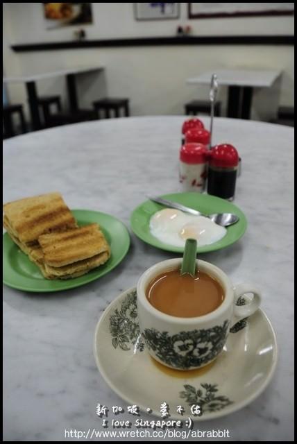 新加坡愛不休。一定要吃的「亞坤」早餐