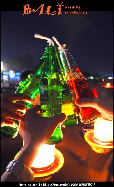 初遇Bali,Spa、Villa與海外婚禮。金巴蘭海灘燭光晚餐