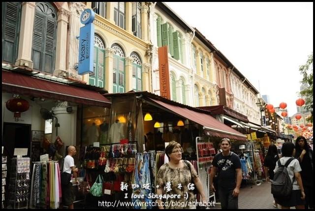 新加坡愛不休。牛車水、林志源肉乾、海南雞飯